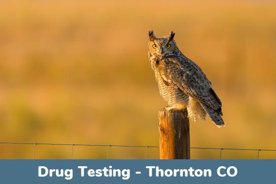 Thornton CO Drug Testing Locations