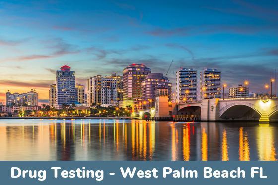 West Palm Beach FL Drug Testing Locations