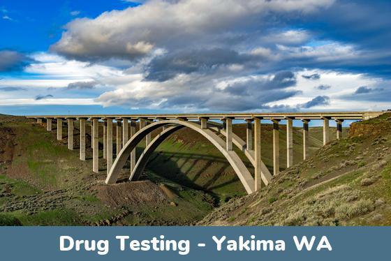 Yakima WA Drug Testing Locations
