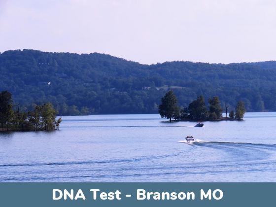 Branson MO DNA Testing Locations