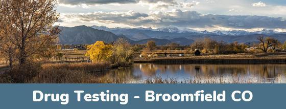 Broomfield CO Drug Testing Locations