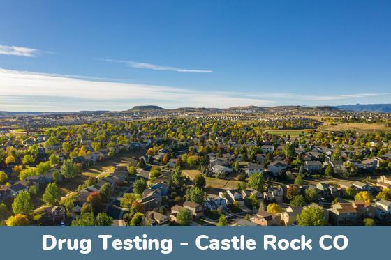 Castle Rock CO Drug Testing Locations