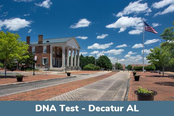 Decatur AL DNA Testing Locations