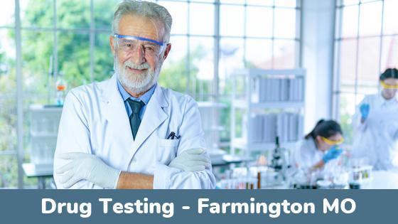 Farmington MO Drug Testing Locations