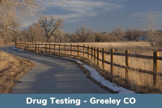Greeley CO Drug Testing Locations