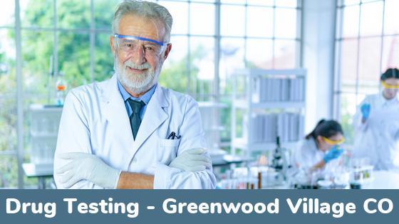 Greenwood Village CO Drug Testing Locations