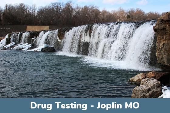 Joplin MO Drug Testing Locations