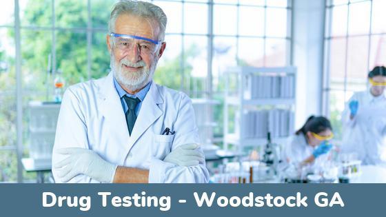 Woodstock GA Drug Testing Locations