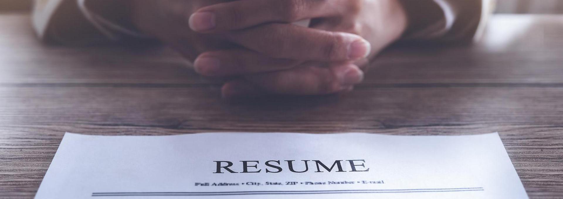 Resume Verification - info-hero